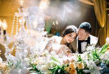 Anje and Abel Story by Mazaya Wedding Organizer