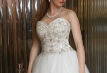 Custom Wedding Dress by weddingdressonline store