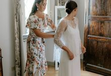 Wedding in italy by Ruslana Regi makeup artist in Italy
