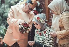 Annisa - Arvid Traditional Ceremony by Karna Pictures