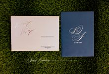 Dina & Ibnu by Vinas Invitation