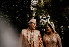 Annisa & Karis Wedding at Plataran Dharmawangsa by AKSA Creative