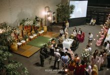 The Wedding of Annisa & Ridho by Hallf at Patiunus