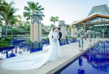 Leon & Constance Wedding by andreaslee photography