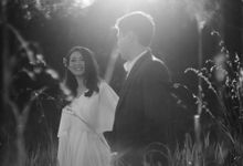 Albert & Nia - Couple Session by Keyva Photography
