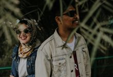 Tika & Diki Prewedding laugh play and love by Ferula Picture