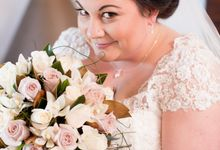 Antania by Lovely Bridal Blooms