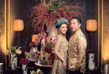 Anthony & Imelda by Lotus Design