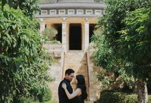PREWEDDING OF ANTHONY + MICHELLE by Moncheri Pictures