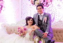 Wedding Day Anton & Lyvia by SHINE PLANNER & ORGANIZER