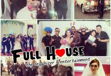 Wedding of Anton & Stella - 1 juni 2014 by Full House the organizer & entertainment