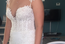 Kelly wedding by Antonia Deffenu make-up artist