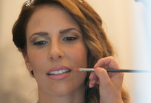 Stefania wedding  by Antonia Deffenu make-up artist