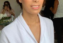 Manuela wedding  by Antonia Deffenu make-up artist