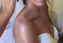 Lucy Wedding  by Antonia Deffenu make-up artist