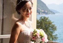 Alice Wedding  by Antonia Deffenu make-up artist