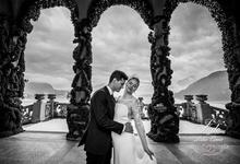 Candice wedding by Antonia Deffenu make-up artist