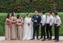 Wedding Of Anthony & Mila by Ohana Enterprise