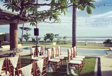 Wedding at Vedas villa by antvrivm sound & lighting