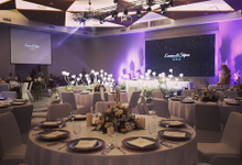 Lighting services for your wedding by antvrivm sound & lighting
