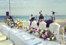 Sound and lighting for your wedding in Bali by antvrivm sound & lighting