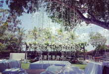 Fairy lights for your wedding! by antvrivm sound & lighting