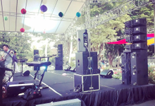 Rental sound system bali by antvrivm sound & lighting