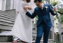 The Wedding of Ferdian & Amelia by Aniwa Pictures