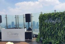 10th Wedding Anniversary After Party by Metronom DJ
