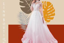 Princess Wedding Dress Template by Tu Linh Boutique