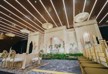 Adly & Ody Wedding Hihglight by Menara Mandiri (Ex. Plaza Bapindo) by IKK Wedding