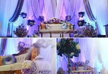 Dais and The Little Details by Mishka Weddings & Events
