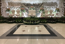 Mahatir dan Karlin Wedding by Aorora Catering & WO