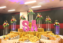 Grand metropolitan Function Hall by Aorora Catering & WO