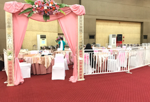 YTKI KUNINGAN - International wedding  by Aorora Catering & WO
