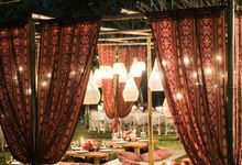 The Wedding  of Kevin & Bianca by Alila Villas Uluwatu