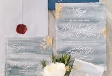 An Intimate Botanical Wedding at Bali's Iconic Beach House by Twogather Wedding Planner