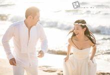 Alex & Jasmine Engagement by JimieWu Photography
