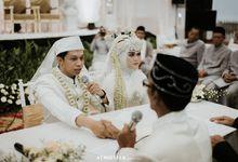 THE WEDDING OF YOAN & DERVIAN by Chandani Weddings