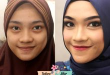 Wisuda Shelwy by Therecia Debby Makeupart
