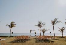 Shanel & James by Destination Wedding Bali