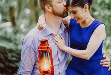 Engagement //Avideh + Shane by Apel Photography