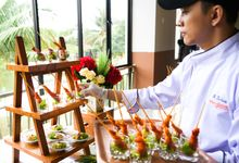 Wedding Catering by Pandjava Culinary Service