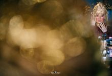 The Wedding of Angga Putra & Afnaaliya by Trickeffect