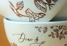 Deni & Eva by Mug-App Wedding Souvenir