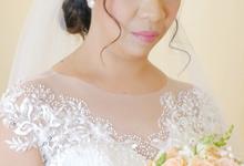 BRIDE   Sheryl Salvatierra by April Ibanez Makeup Artistry