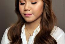 Bronzed Makeup by April Ibanez Makeup Artistry