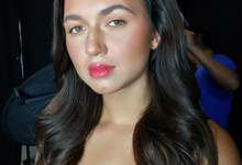 Masha (Belarusian Model)  by April Ibanez Makeup Artistry