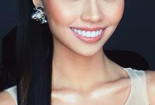 Glam Look for Mutya Ng Pilipinas ALEX by April Ibanez Makeup Artistry