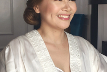 Bride | MALOU by April Ibanez Makeup Artistry